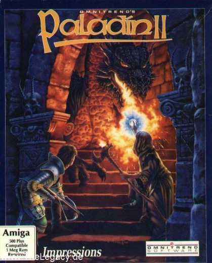 Misc. Games - Paladin II