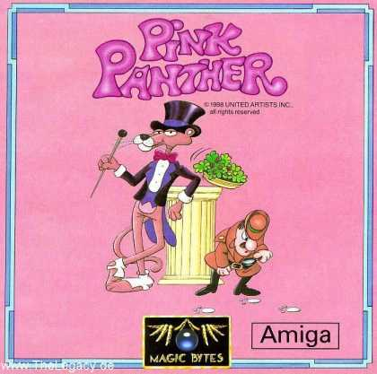 Misc. Games - Pink Panther