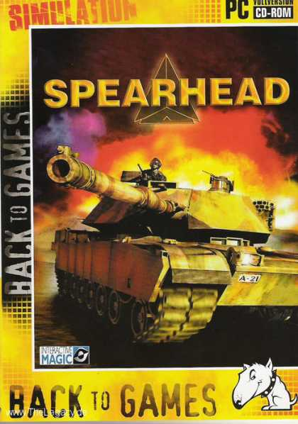 Misc. Games - Spearhead