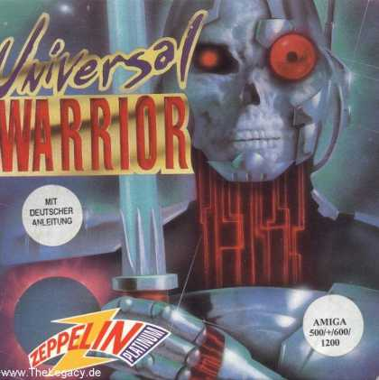 Misc. Games - Universal Warrior