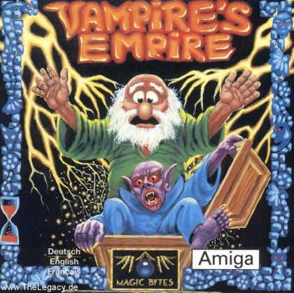 Misc. Games - Vampire's Empire