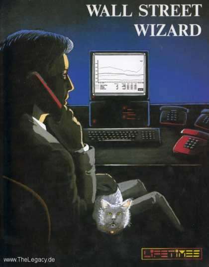 Misc. Games - Wall Street Wizard