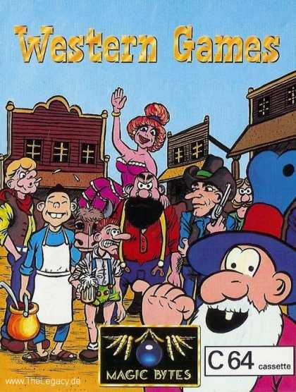 Misc. Games - Western Games