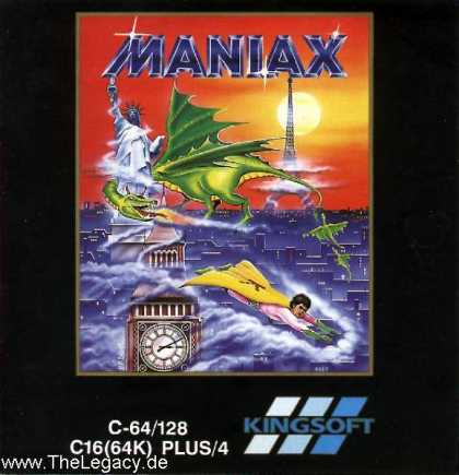 Misc. Games - Maniax