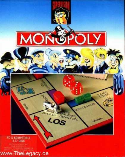 Misc. Games - Monopoly