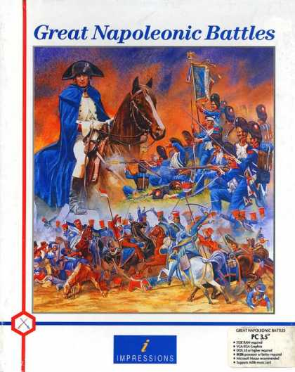 Misc. Games - Great Napoleonic Battles