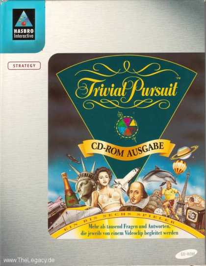 Misc. Games - Trivial Pursuit