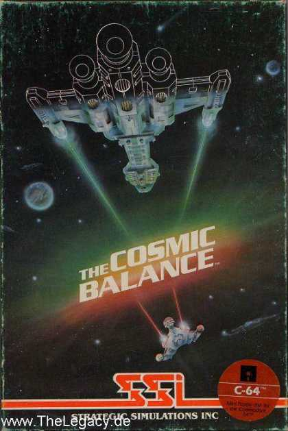 Misc. Games - Cosmic Balance, The