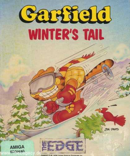 Misc. Games - Garfield: Winter's Tail