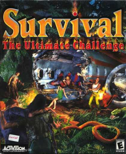 Misc. Games - Survival: The Ultimate Challenge