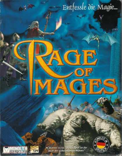 Misc. Games - Rage of Mages
