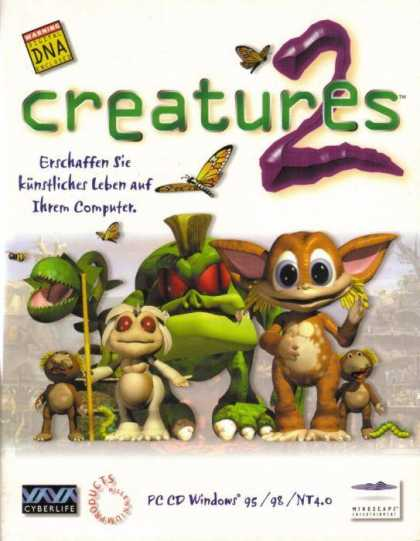 Misc. Games - Creatures 2