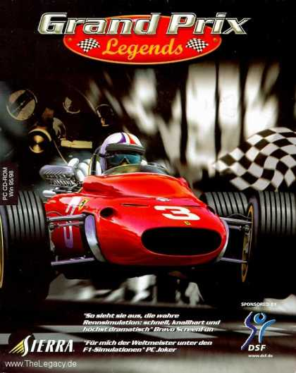 Misc. Games - Grand Prix Legends