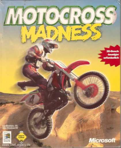 Misc. Games - Motocross Madness