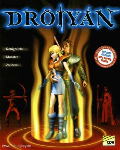Misc. Games - Droiyan
