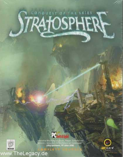 Misc. Games - Stratosphere