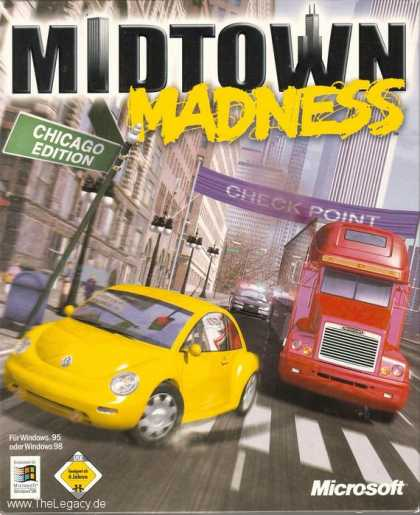 Misc. Games - Midtown Madness