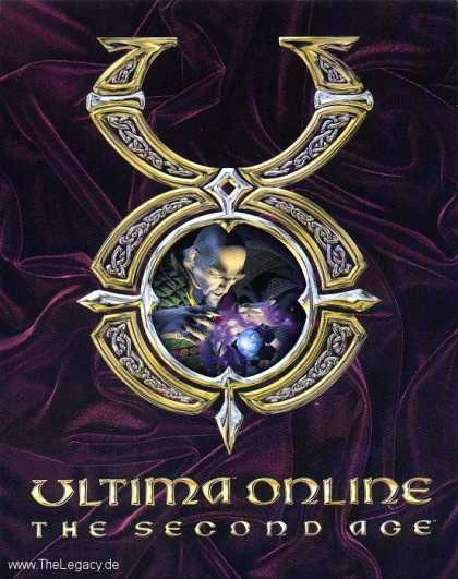 Misc. Games - Ultima Online: The Second Age