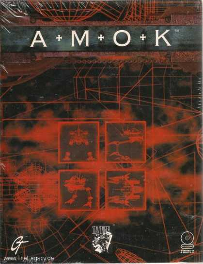 Misc. Games - Amok