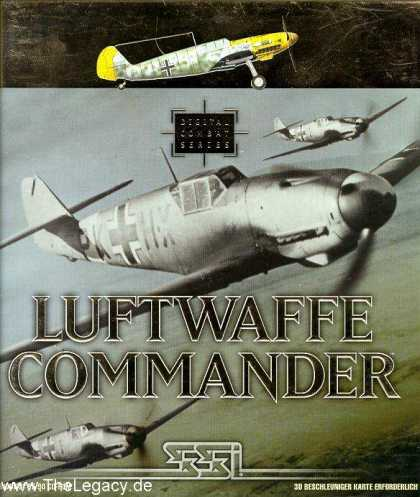 Misc. Games - Luftwaffe Commander