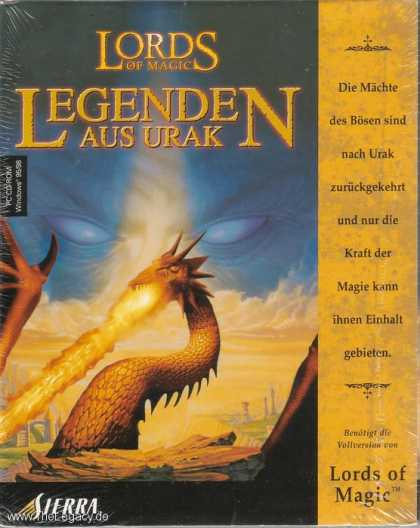 Misc. Games - Lords of Magic: Legend of Urak