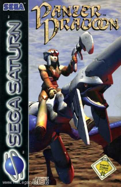 Misc. Games - Panzer Dragoon
