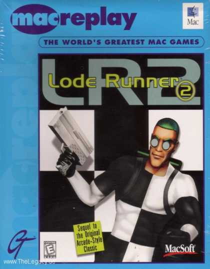 Misc. Games - Lode Runner 2