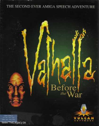 Misc. Games - Valhalla: Before the War