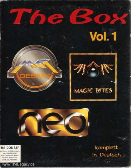 Misc. Games - Box, The - Vol. 1