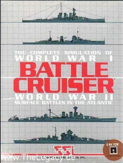 Misc. Games - Battle Cruiser