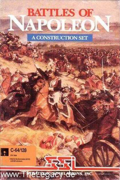 Misc. Games - Battles of Napoleon: A Construction Set
