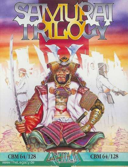 Misc. Games - Samurai Trilogy