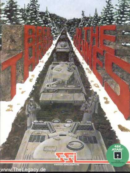 Misc. Games - Breakthrough in the Ardennes