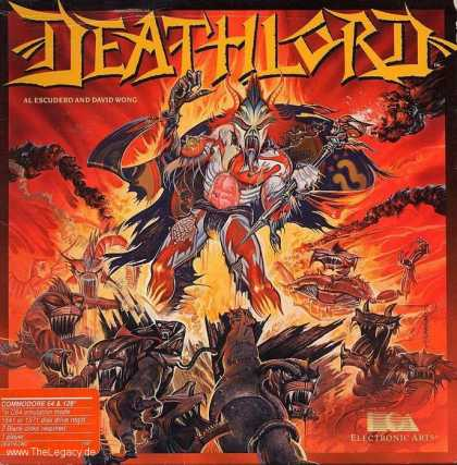 Misc. Games - Deathlord