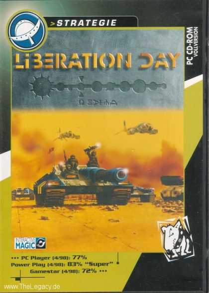 Misc. Games - Liberation Day