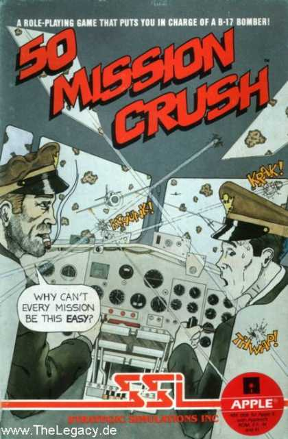 Misc. Games - 50 Mission Crush