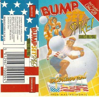 Misc. Games - Bump Set Spike!: Doubles Volleyball