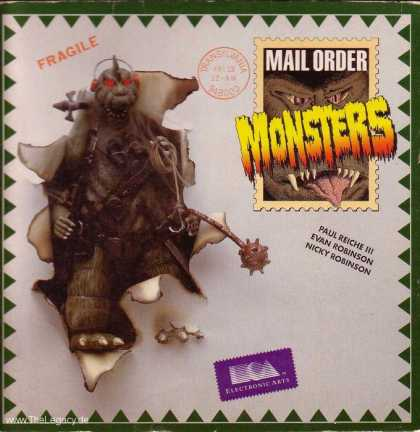 Misc. Games - Mail Order Monsters