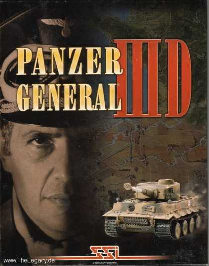 Misc. Games - Panzer General IIID
