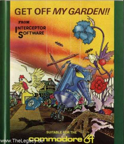 Misc. Games - Get off my Garden!!