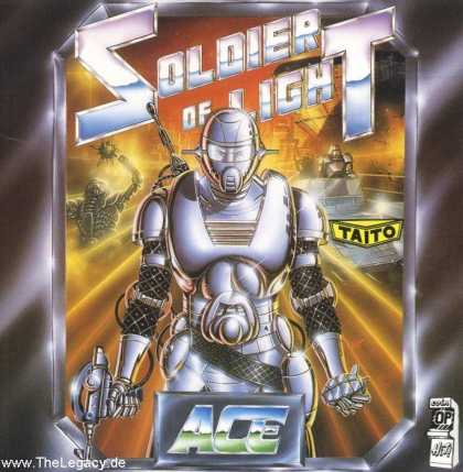 Misc. Games - Soldier of Light