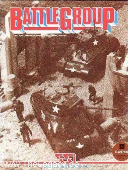 Misc. Games - BattleGroup