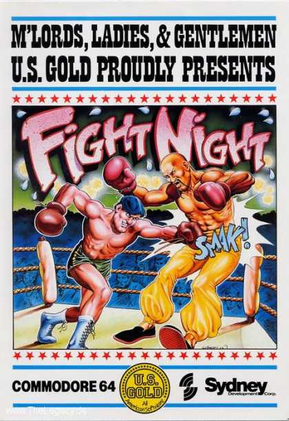 Misc. Games - Fight Night