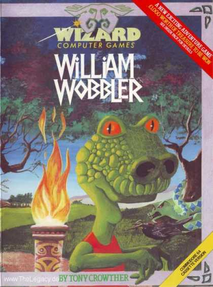 Misc. Games - William Wobbler