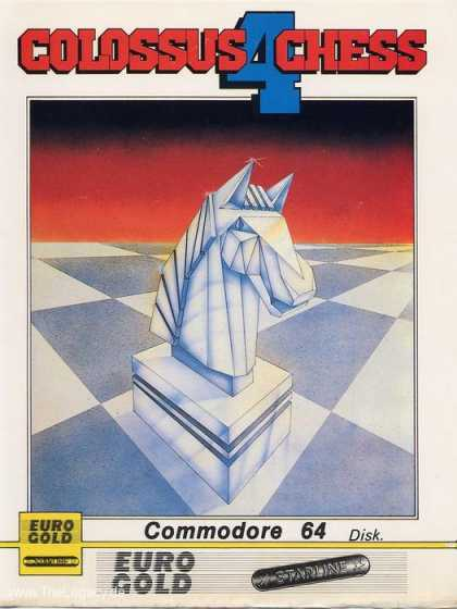 Misc. Games - Colossus Chess 4