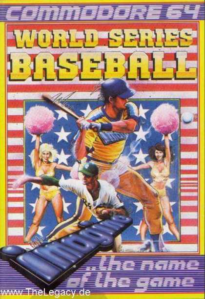 Misc. Games - World Series Baseball