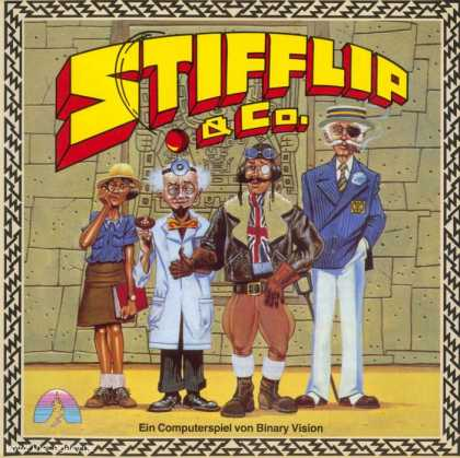 Misc. Games - Stifflip & Co.