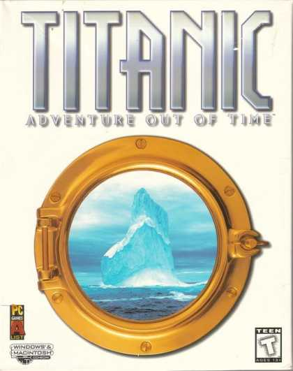 Misc. Games - Titanic: Adventure out of Time