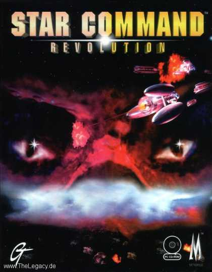 Misc. Games - Star Command: Revolution