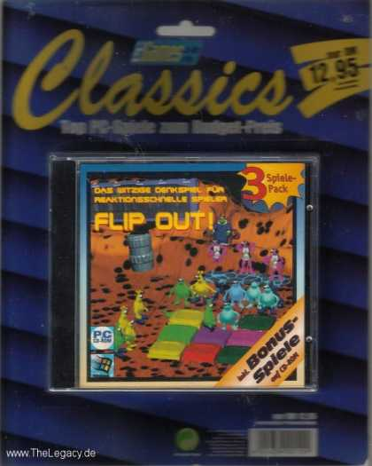 Misc. Games - Flip Out!
